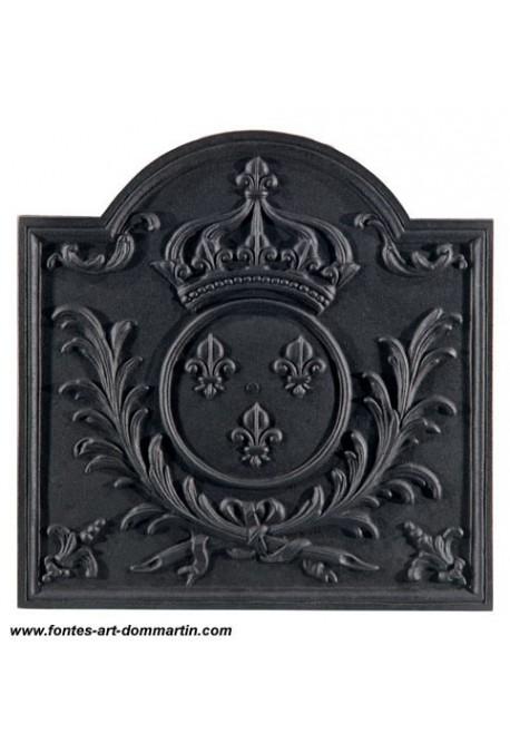 plaque armes de france art et chemin e. Black Bedroom Furniture Sets. Home Design Ideas
